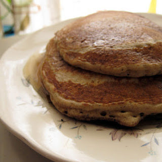 Fluffy Gluten-Free Buckwheat Ricotta Pancakes Recipe