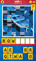 Screenshot of 1 Pic 1 Word: What's the word?