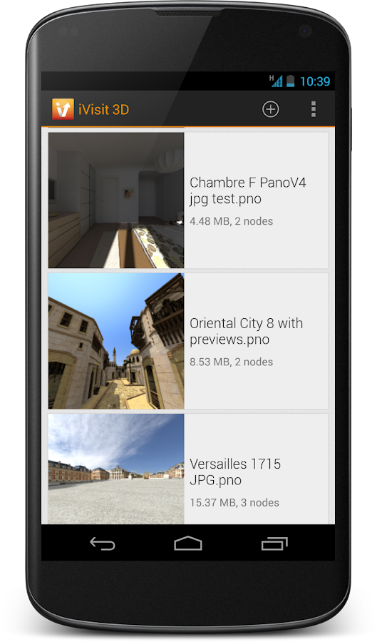 iVisit360- screenshot