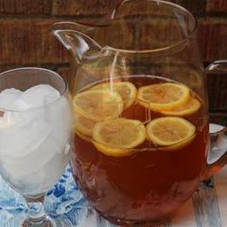 Lemon Almond Tea