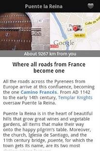 Esoteric Camino France & Spain- screenshot thumbnail