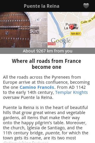 Esoteric Camino France & Spain - screenshot