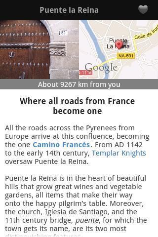 Esoteric Camino France & Spain- screenshot