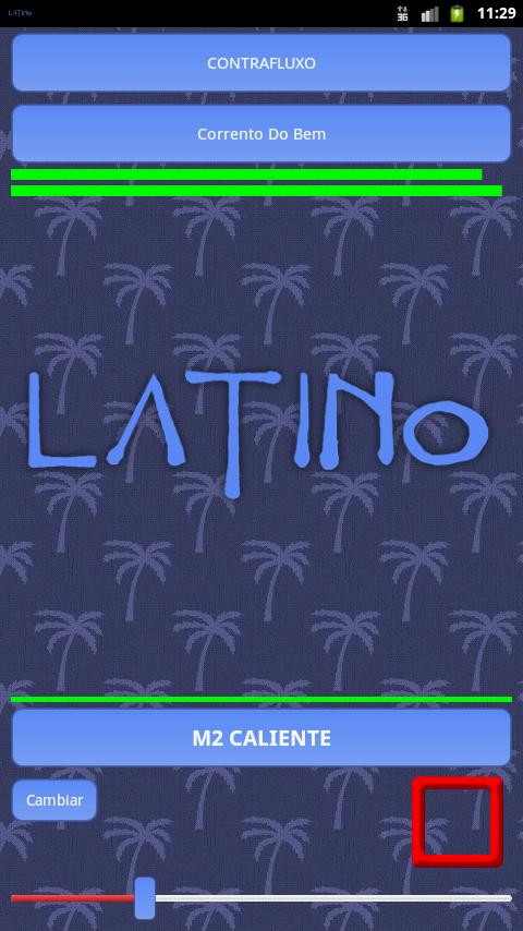 Latino Radio- screenshot