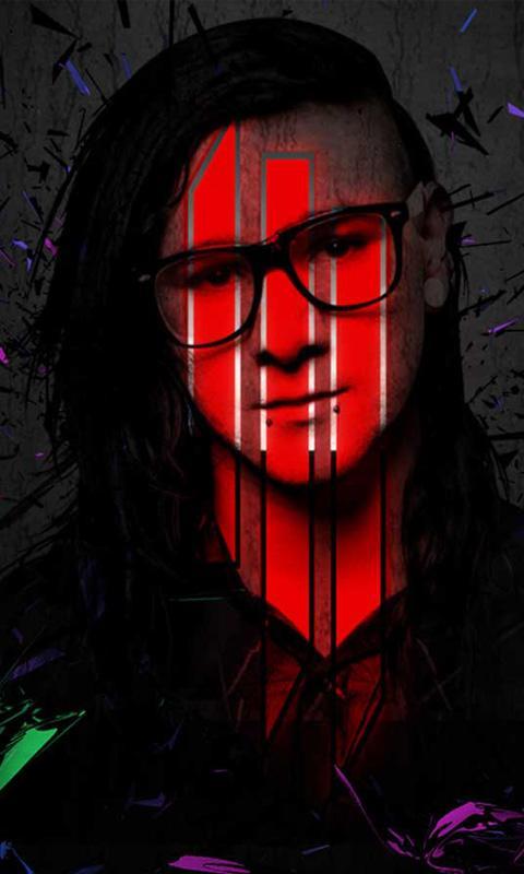Skrillex Live Wallpaper APK