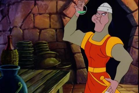 Dragon's Lair FREE - HD - screenshot