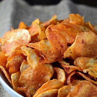 Harissa Potato Chips