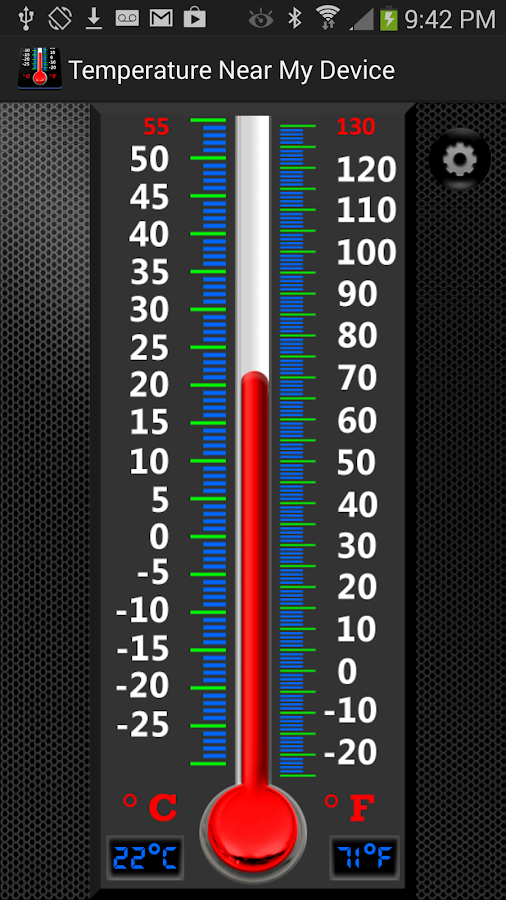 DS Thermometer- screenshot