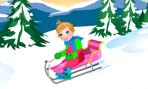 Dress Up For Ski And Skating