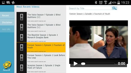 免費下載媒體與影片APP|FaveVid app開箱文|APP開箱王