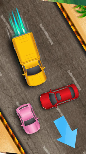 CRIMEWAVE MAD COP RACERS