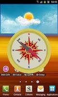Screenshot of 3D Compass