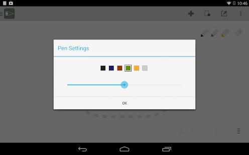 MindBoard Pro for S-Pen - screenshot thumbnail