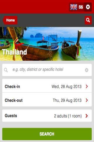 Hotel Thailand Bangkok Best