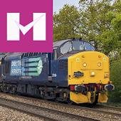 ImageMatchup - Trains 1