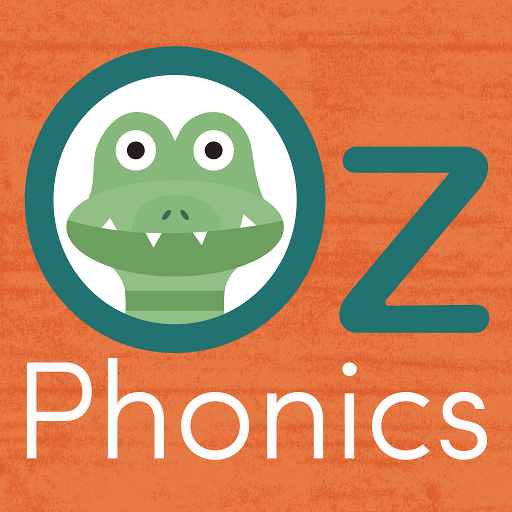 Intro To Reading by Oz Phonics LOGO-APP點子