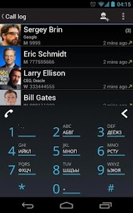 Dialer One – free smart dialer- screenshot thumbnail