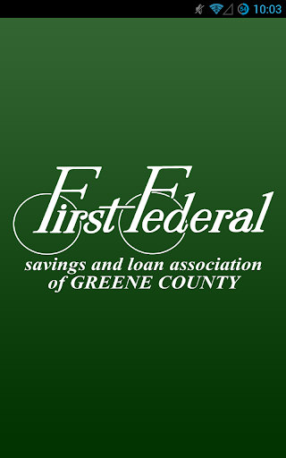 First Federal of Greene County