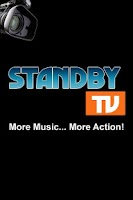 Screenshot of Stand By TV