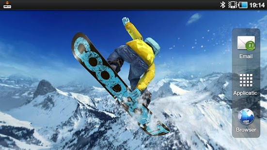 Good Point: Snowboarding HD- screenshot thumbnail