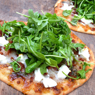Fig and Pancetta Flatbread