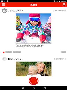 Priveo: Group Video Messaging - screenshot thumbnail