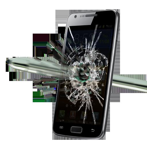 娛樂必備App Transparent Bullet Hole LOGO-綠色工廠好玩App