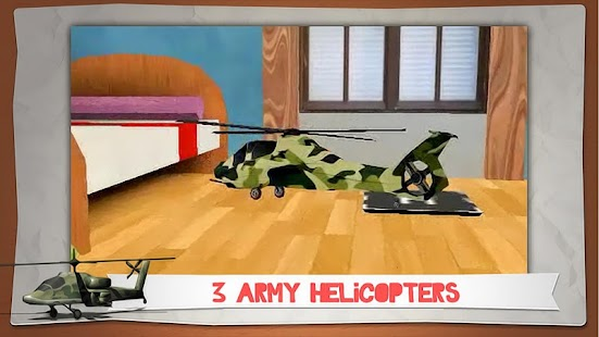 Helidroid Battle: 3D RC Copter - screenshot thumbnail