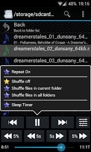 Music Folder Player Free - screenshot thumbnail