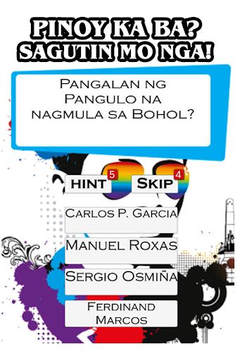 Pinoy Mega Quiz