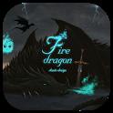 Fire Dragon GO Super Theme icon