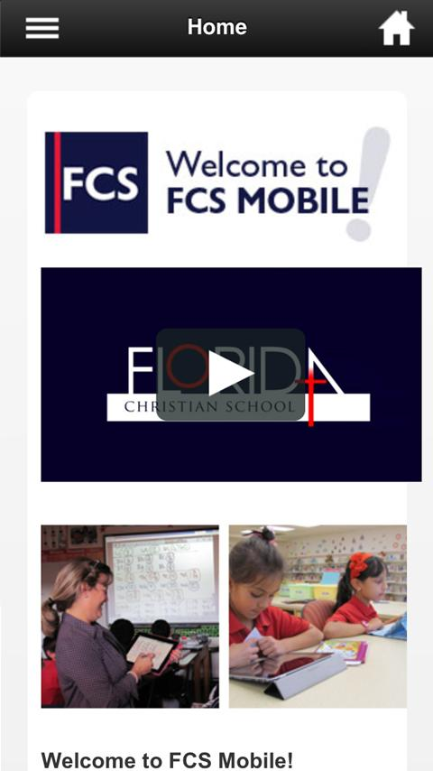 FCS Mobile - screenshot