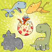 Dinosaurs Puzzles for Toddler