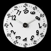 Strange Clock