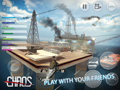 CHAOS Combat Copters HD #1 - screenshot thumbnail