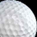 swing golf, campos y asistente icon