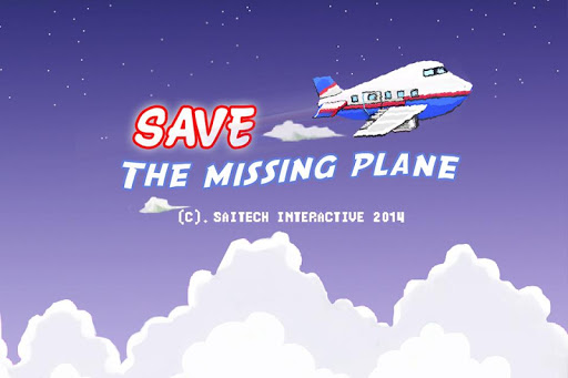 Save the Missing Plane