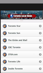 Toronto Local News