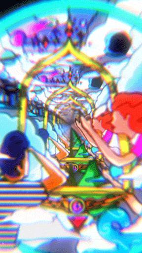 Drugs: Acid Live Wallpaper