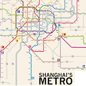 Shanghai Metro Map HD