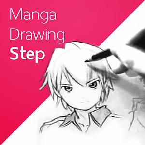 漫畫繪製步驟 漫畫 App LOGO-硬是要APP