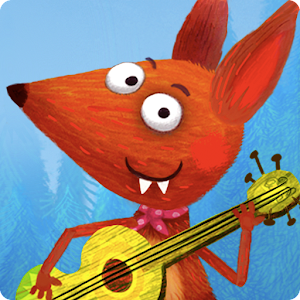 Little Fox Music Box 書籍 LOGO-玩APPs