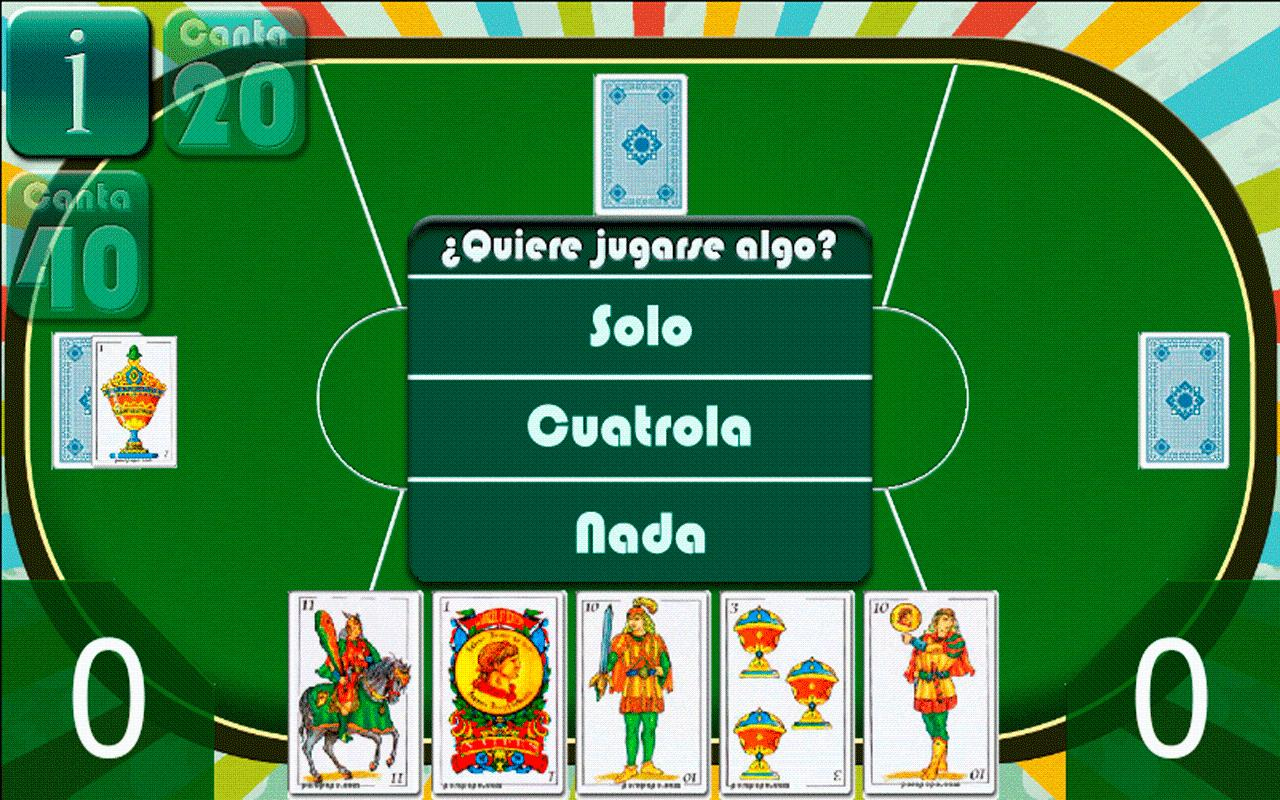 Spanish Solitaire Noads- screenshot