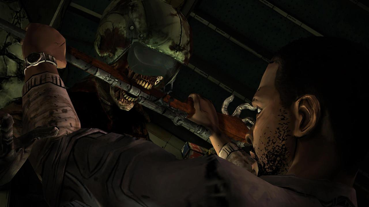 The Walking Dead: Season One screenshot #22
