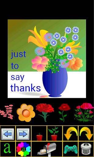 【免費家庭片App】E Card Designer - Flowers Pro-APP點子