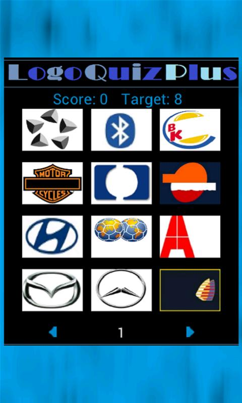Logo Quiz Plus - screenshot