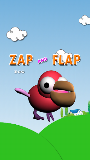 【免費街機App】ZAP FLAP-APP點子