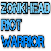 ZONKHEAD RIOT WARRIOR 2017