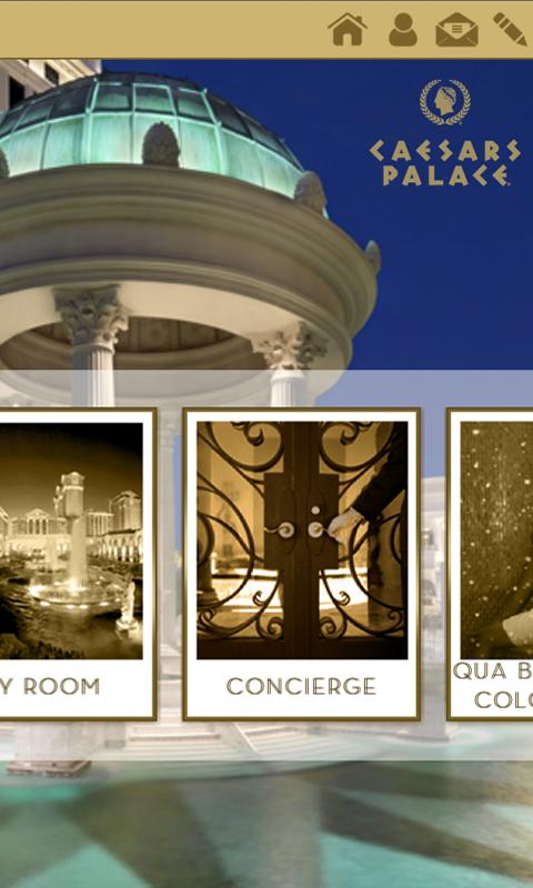 Caesars Palace Las Vegas - screenshot