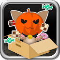 Cat Halloween icon